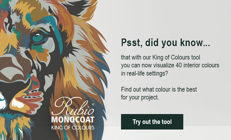 King of Colours Configurator
